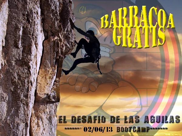 BOOTCAMP - ¡¡BARBACOA GRATIS!! - Partida de reinaguración con 02/06/12                                                                                                                                                                              ¡ Aguila13