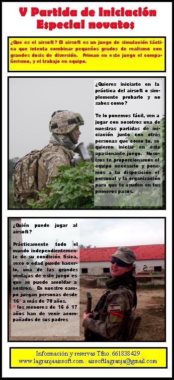 PARTIDA POSPUESTA.V Partida especial de iniciación al airsoft  15/06/13 V_part12