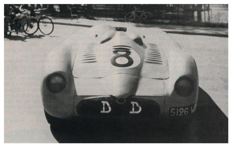 Citroën et Charles DEUTSCH & René BONNET - 1938 > 1949 D_b10