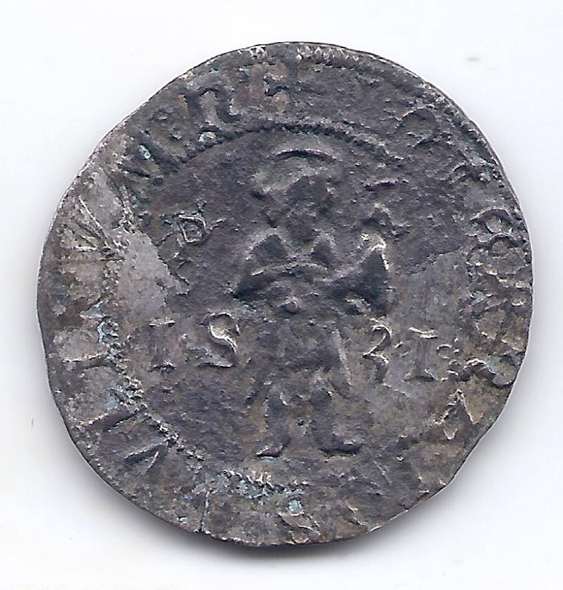 2 Sols (billon) de Charles Ier d' Espagne Espagn10