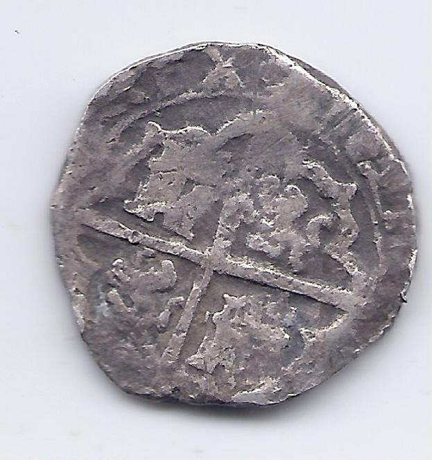 1 Réal de Philippe II d' Espagne (Toledo) Espagn12