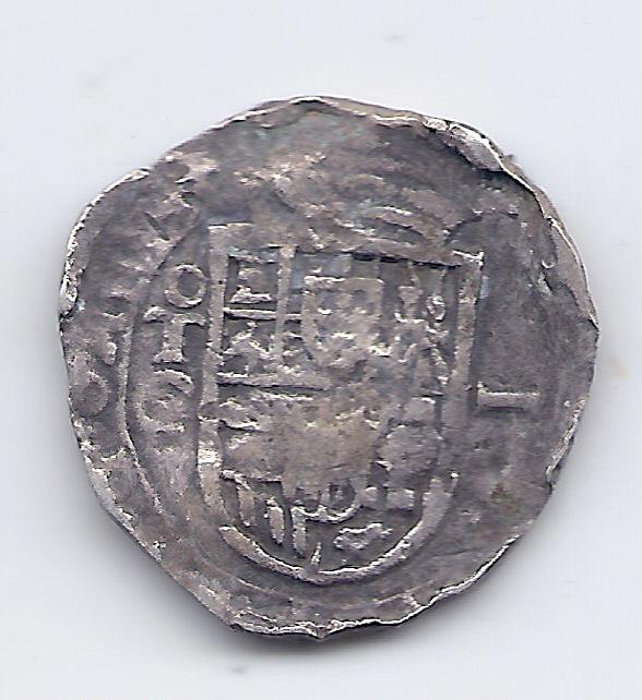1 Réal de Philippe II d' Espagne (Toledo) Espagn14