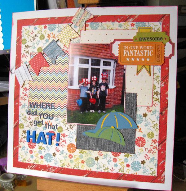 Retreat and retreat layouts Hat10