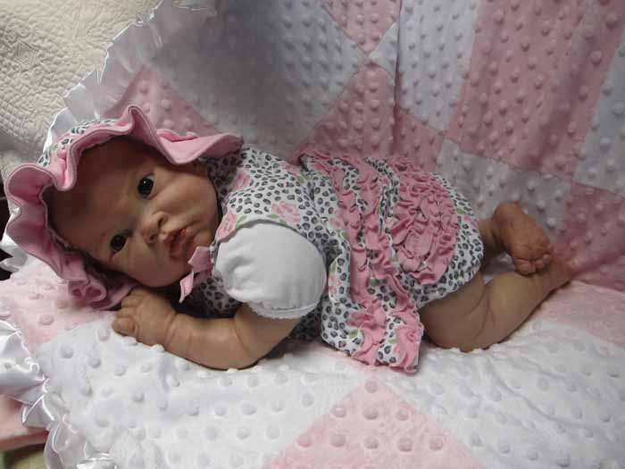 MY BEAUTIFUL BABY HAS ARRIVED!! LOTS OF PICS Swapba18