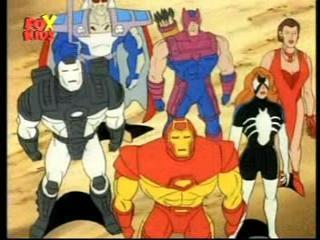 IRON MAN (animé de 1994) 46028911