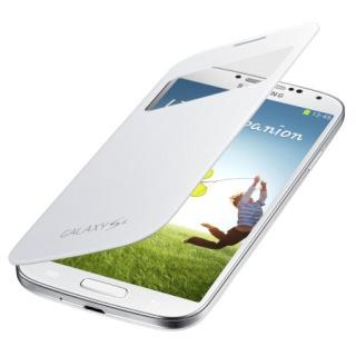 [ACCESSOIRE] S-View Cover Officielle pour le Samsung Galaxy S4 C10