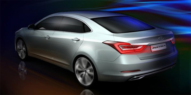 Hyundai Mistra - Concept (para China) Hyunda12