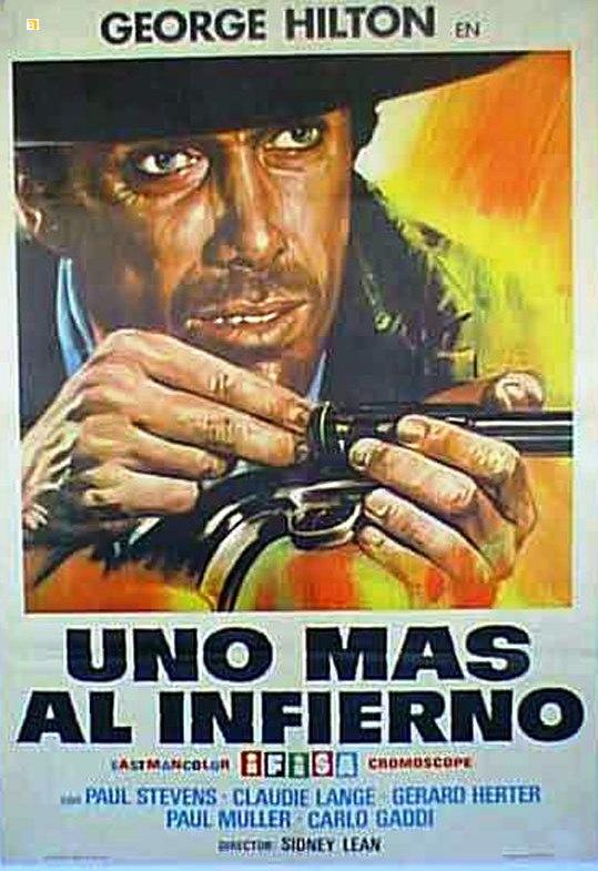 Los Machos - Uno die piu' all 'inferno - Giovanni Fago - 1969 Esp_10