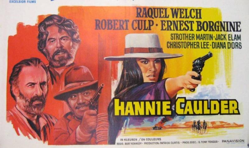 Un colt pour trois salopards - Hannie Caulder - 1971 - Burt Kennedy  Hannie10