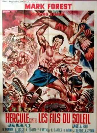 Hercule contre les Fils du Soleil. Ercole contro i figli del sole. 1964. Osvaldo Civirani. Hercul10