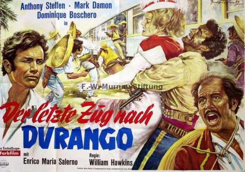 Un train pour Durango ( Un treno per Durango ) –1967- Mario CAIANO Letzte10
