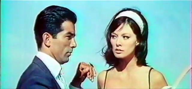 Corrida pour un espion. 1965. Maurice Labro. Vlcsn148