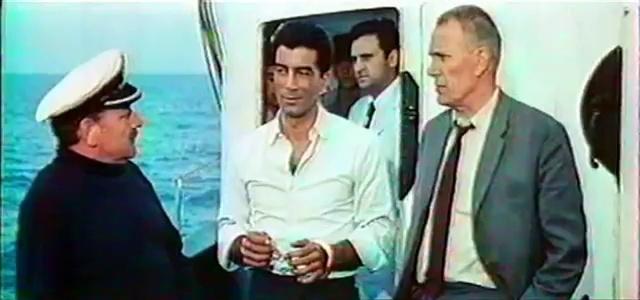Corrida pour un espion. 1965. Maurice Labro. Vlcsn152
