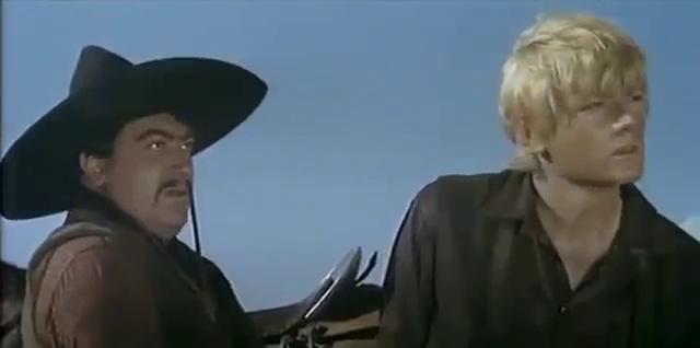 L'homme qui a tué Billy le Kid - El hombre que mató a Billy el Niño - 1967 - Julio Buchs Vlcsna30