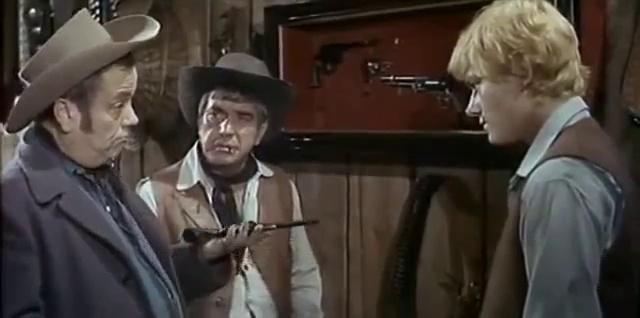 L'homme qui a tué Billy le Kid - El hombre que mató a Billy el Niño - 1967 - Julio Buchs Vlcsna52