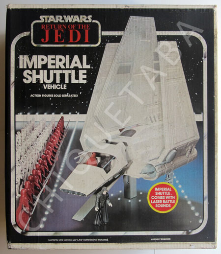 PROJECT OUTSIDE THE BOX - Star Wars Vehicles, Playsets, Mini Rigs & other boxed products  - Page 6 Imperi10