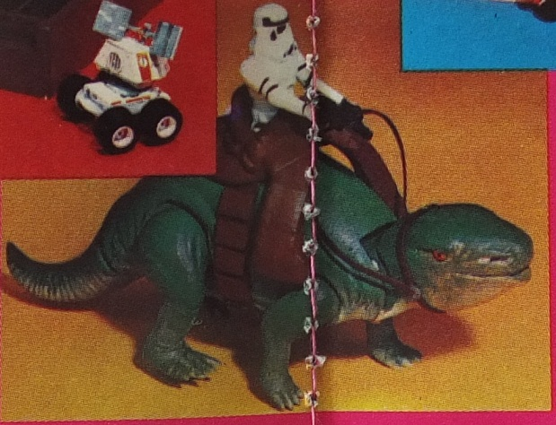 Interesting prototypes in vintage brochures - Page 2 Kenner10
