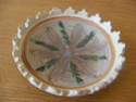 Slipware plate - ROMANIAN POTTER IOANA MISCHIU Potter25