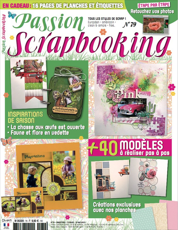 Passion Scrapbooking n°79 12303310