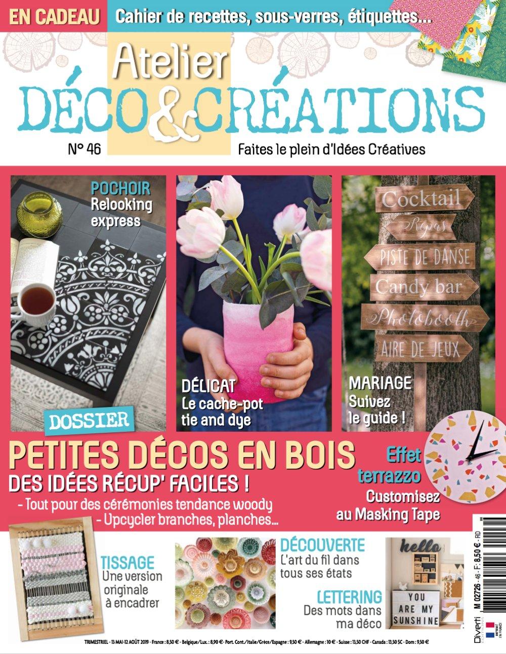 Atelier Déco & Créations n°46 Adc4610