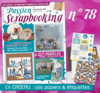 Passion Scrapbooking n°78 Bandea10