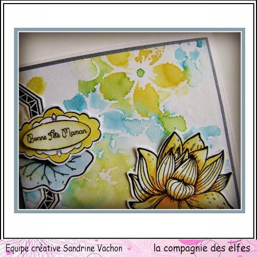 Carte fête des mères  26 mai 3/3 à programmer Carte177