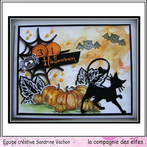 Cartes créatives de Septembre. Carte313