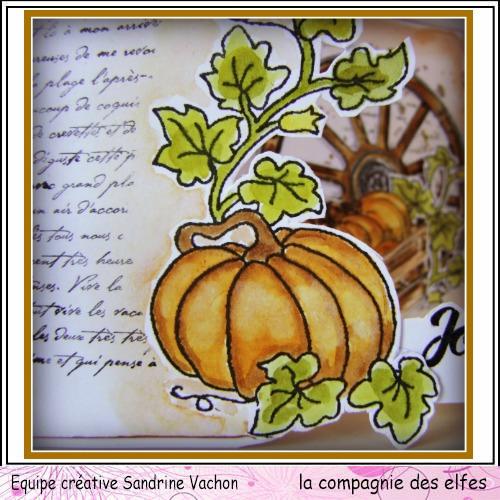 Cartes créatives de Septembre. Carte323