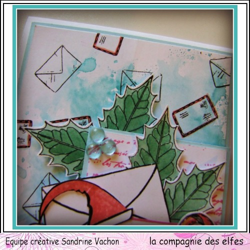 Cartes créatives de Novembre. Carte334