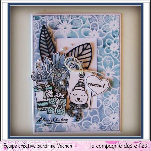 Cartes créatives de Novembre. Carte359