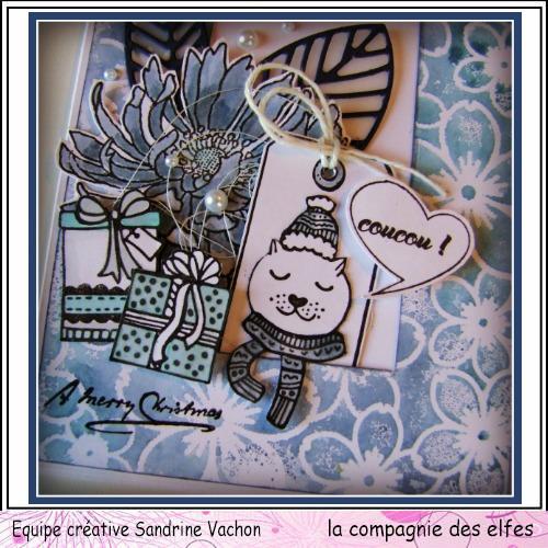Cartes créatives de Novembre. Carte361