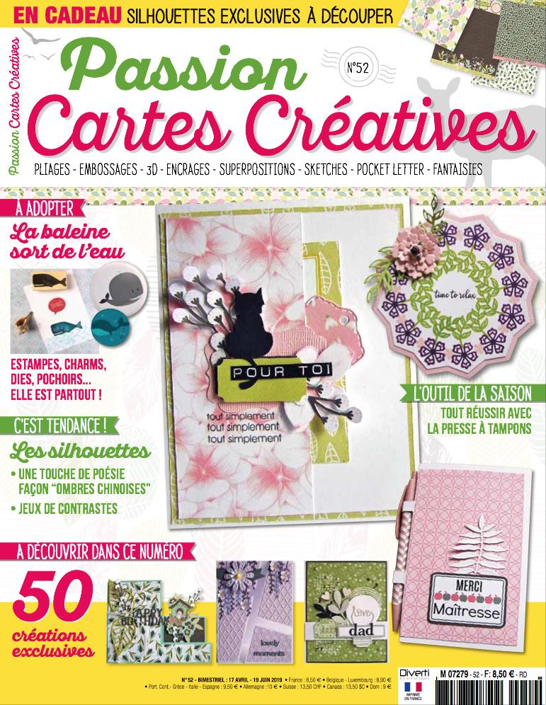 Passion Cartes Créatives n°52 Couv_p11