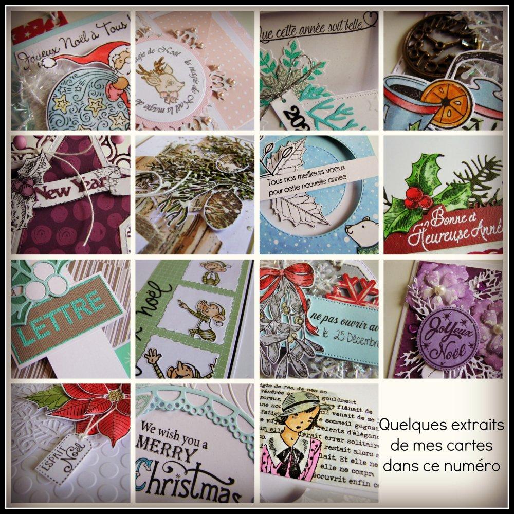 Passion Cartes Créatives HORS SERIE N°13 spécial fêtes Extrai13