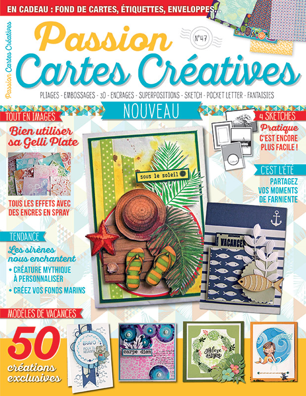 Passion Cartes Créatives n°47 Passio10