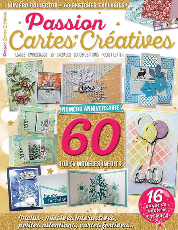 Passion Cartes Créatives n°60 Passio20