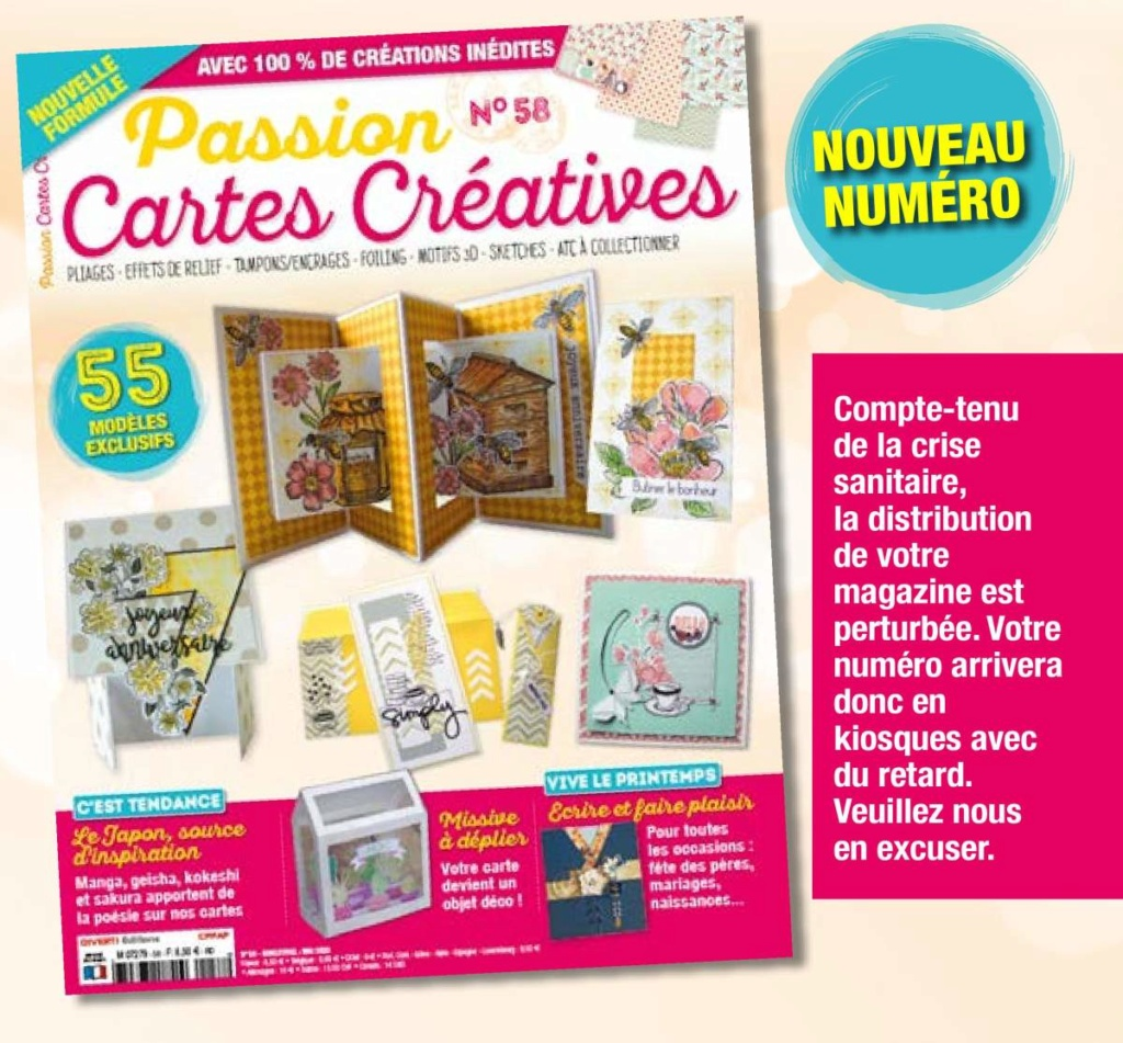Passion Cartes Créatives n°58 Post_f10