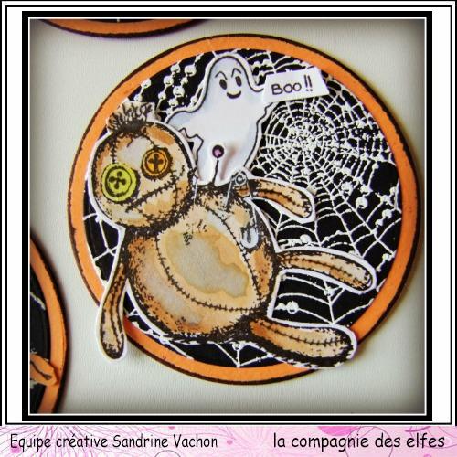 Cartes créatives d'Octobre. Sandri66