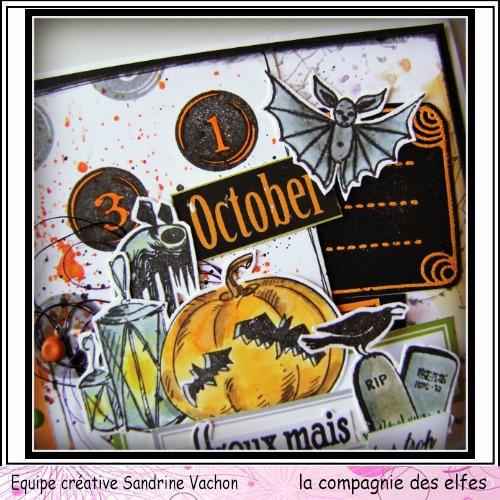 Cartes créatives de Septembre. Sandri72