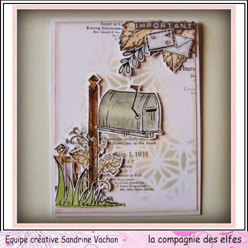 Sketch carte ou page. Sandri80
