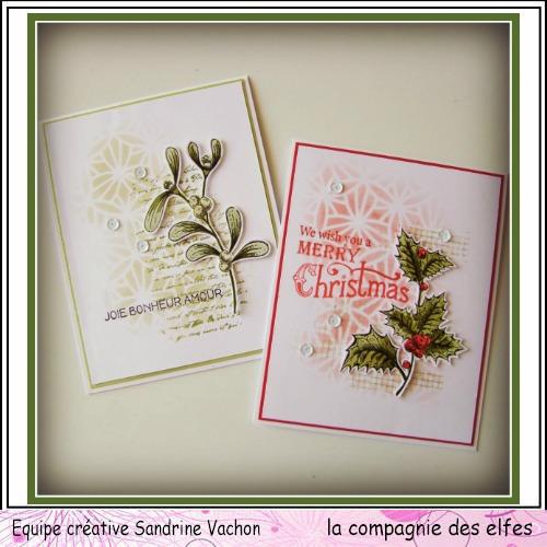 Cartes créatives de Novembre. Sandri83
