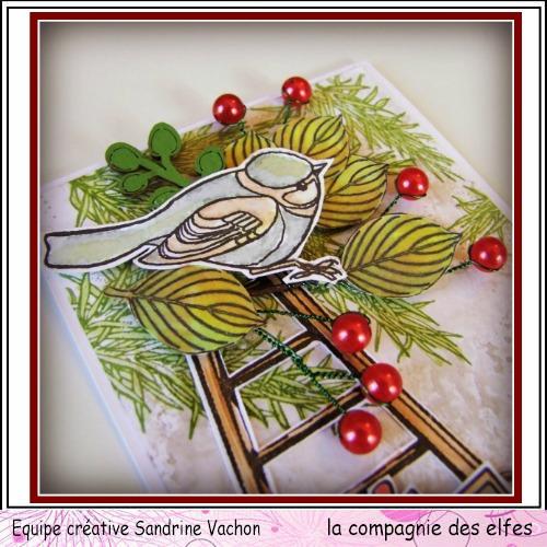Cartes créatives d'Octobre. Sandri89