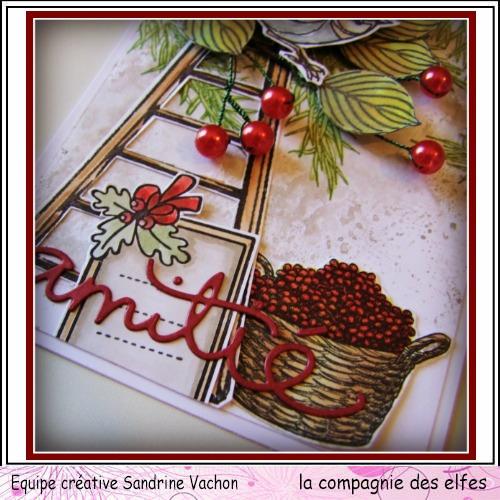 Cartes créatives d'Octobre. Sandri90