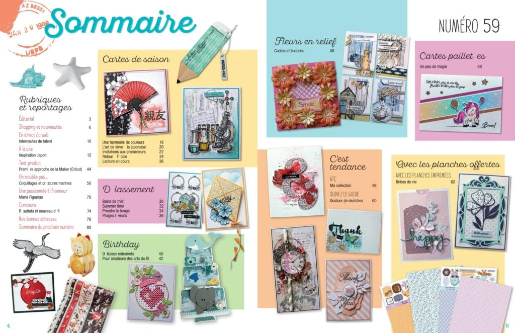 Passion Cartes Créatives n°59 Sommai10
