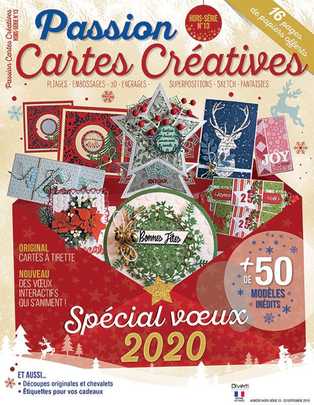 Passion Cartes Créatives HORS SERIE N°13 spécial fêtes Unname15