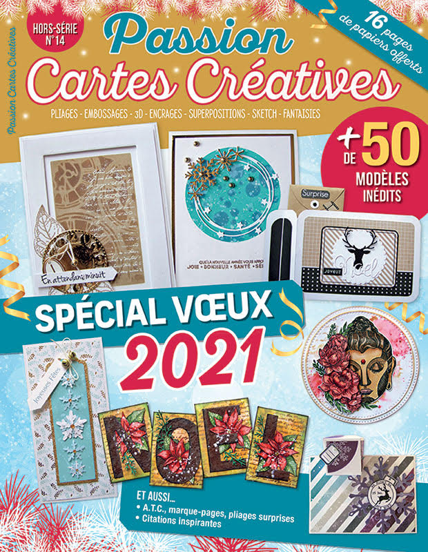 Passion Cartes Créatives HORS SERIE N°14 spécial voeux Unname20
