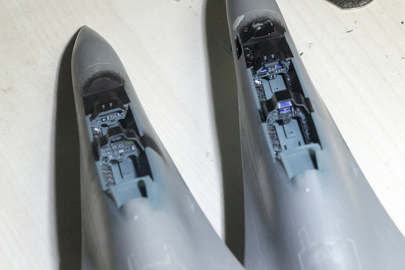 Four 1/72nd scale Flankers 1438_310
