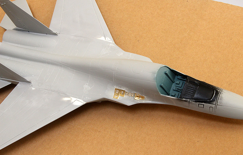 Four 1/72nd scale Flankers 1464_s10