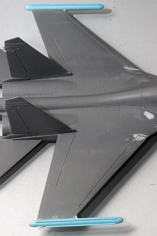 Four 1/72nd scale Flankers 1478_s10