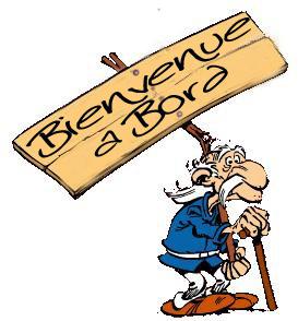 Bonjour de Brest :) et de thunderbolt Bienve76