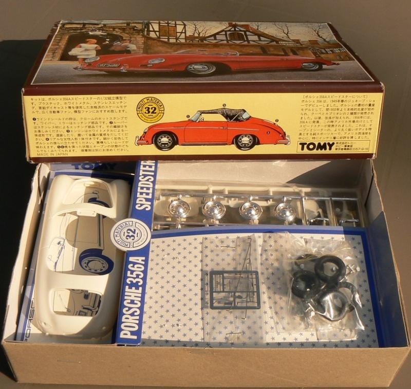 Porsche 356 1/32éme Makett10
